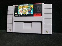 Super Mario All-Stars Super Nintendo SNES Authentic Original 1992 Tested