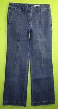 Casual Corner Annex sz 8 Womens Blue Jeans Denim Pants Stretch EL38