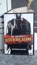DVD FILM / NEVER DIE ALONE - OGNI PECCATO HA IL SUO PREZZO
