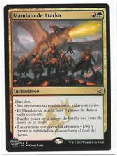 MANDATO DE ATARKA Magic Dragons of Tarkir NM Atarka's Command Español