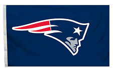 "New England Patriots NFL Banner Flag 3' x 5' (36"" x 60"") ~ NEW"