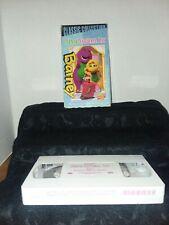 Barney - Barneys Sense-Sational Day (VHS, 2000, Classic Collection)
