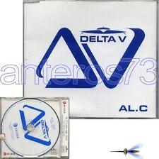 "DELTA V ""AL.C"" RARO CDsingolo PROMO 1998"