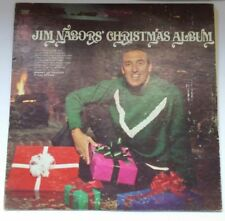 Jim Nabors' Christmas Album Vinyl Record (1967 Columbia) ~  Used LP