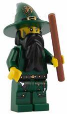 1x LEGO® Zauberhut Magier-Hut Zauberer 6131 NEU Dunkelgrün Dark Green