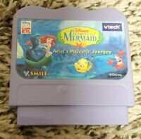 Vtech VSmile Game TV Learning System Cartridge : The Little Mermaid