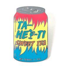 Moana Hei Hei Delicious Drinks Drink Soda Can Ta-He-Ti Sweet Tea Disney Pin
