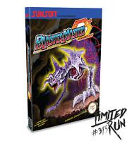 PS4 Limited Run #345: Blaster Master Zero Classic Edition Brand New & Sealed