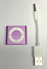 Apple iPod Shuffle 4th Generation Purple (2 GB)