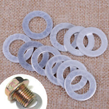 10 Engine Oil Drain Plug 14mm Crush Washer Gasket fit for Honda Acura 9410914000