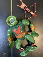 Vintage He Man Action Figure Leech MOTU 1984 Exc Cond Masters Of The Universe