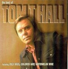 The Best Of Tom T Hall 0731455257427 CD