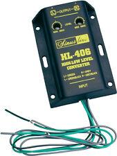 SinusLive HL-406 High-Low-Level-Converter Pegel Level Cinch Adapter Konverter