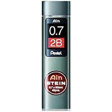 Pentel 0.7mm Ain Stein 2b Refill Leads