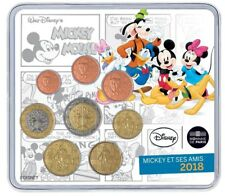 Mini-set BU France 2018 - Mickey et ses amis