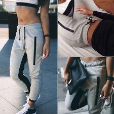 Womens Joggers Pants Gym Sports Track Trousers Casual Dance Sweatpants Slacks