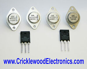 BUZ900 BUZ905 BUZ900D BUZ905D BUZ900P BUZ905P Genuine SemeLab SML Power Mosfets
