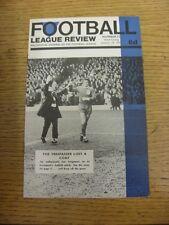 28/01/1967 FOOTBALL LEAGUE revisione: numero 23-la Gazzetta ufficiale dell' FOOTB