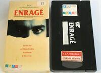 French Francais Enragé VHS cassette tape william friedkin michael biehn 1992