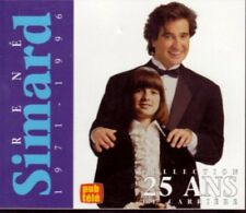 Rene Simard , 1971-1996: 25 Ans de Carriere (2CD)  at Musica Monette from Canada