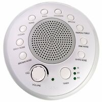 SONEic - Sleep, Relax and Focus Sound Machine. 10 Soothing White Noise and Natur