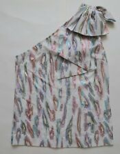 Next Women`s One Shoulder Top Bow Size 6,12,14,16,18,20