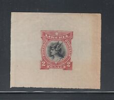 Liberia # 102 MINT DIE PROOF W/Guide Lines 1906 Mercury Perkins Bacon