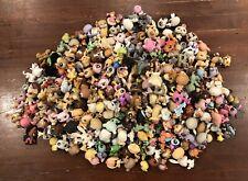 Huge Lot of 328 Littlest Pet Shop Animals 8+lbs