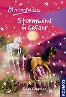 Sternenfohlen 15. Sturmwind in Gefahr von Chapman, Linda   Buch   Zustand gut