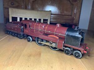 Hornby O Gauge 3C Clockwork LMS 4-4-2 6100 Royal Scot