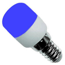 LED E14 EEK A blau 220 - 230V 0,8W Ø25x59mm Leuchte Lampe Ersatz Illumination