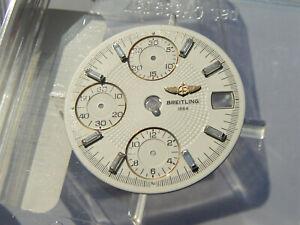 Breitling Chronomat 8 Baguette Diamonds Zifferblatt cream dial esfera crema I464