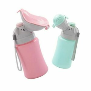 1X Portable Urinal Toilet Potty Training Baby Boys Girls Car Travel Urinal ccw_