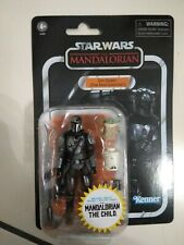 Star Wars Vintage Collection Din Djarin The Mandalorian and The Child