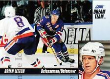 1993-94 Score Dream Team #6 Brian Leetch