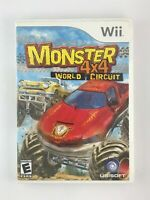 Monster 4x4: World Circuit - Nintendo Wii Game - Complete & Tested
