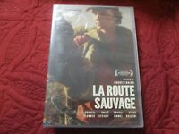"DVD NEUF ""LA ROUTE SAUVAGE"" Charlie PLUMMER, Chloe SEVIGNY / Andrew  HAIGH"