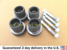 JCB BACKHOE - ENGINE MOUNTS WITH NUT/BOLT 4 PCS. (PART # 123/03138 1315/3518Z)