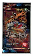 Battle Spirits Series 2 TCG Cards Bustina Bandai Ed. Italia