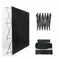 Display Photography Banner Show Flower Wall Wedding Folding Backdrop Stand Frame