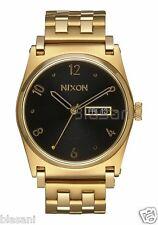 Nixon Original Jane A954-510 All Gold / Black 35mm Watch