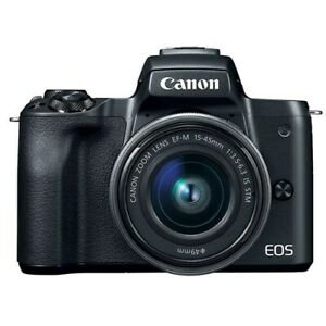 Canon EOS M50 15-45mm Single Lens Kit