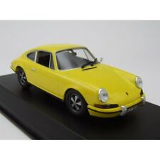 Norev 1/43 Porsche 911 S 1973 (yellow) (New)