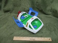 Fisher Price Little People Disney Toy Story Buzz Lightyear Spaceship Sounds Part