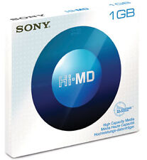 Sony Hi-md 1gb Hmd1g High Capacity Media Minidisc