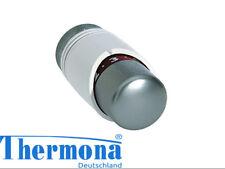 Oreg Thermostatkopf TRV 4 M30x1,5 chrom/weiss ähnlich Viessmann Drayton
