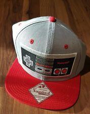Nintendo NES Controller Pad Original Snapback Adjustable Hat Cap Bioworld