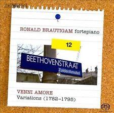 Beethoven: Complete Works for Solo Piano, Vol. 12 - Venni Amore Super Audio...