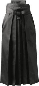 Black Hakama NEW - For many martial arts Styles -Taisho - lowest UK price