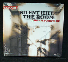 + + silent hill 4 the room OST CD ue version (original bande originale)!!! + +